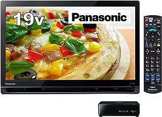 パナソニック 19V型 ポータブル 液晶テレビ プライベート・ビエラ ブラック UN-19F9-K