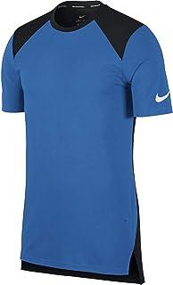 Nike Men's Haut de basketball à manches courtes Breathe Elite T-Shirt