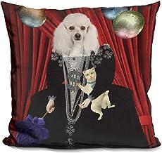 LiLiPi Jezebel Decorative Accent Throw Pillow