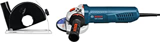Bosch 5 In. Variable-Speed Angle Grinder with Paddle Switch and Dust Guard GWS13-50VSP-DG