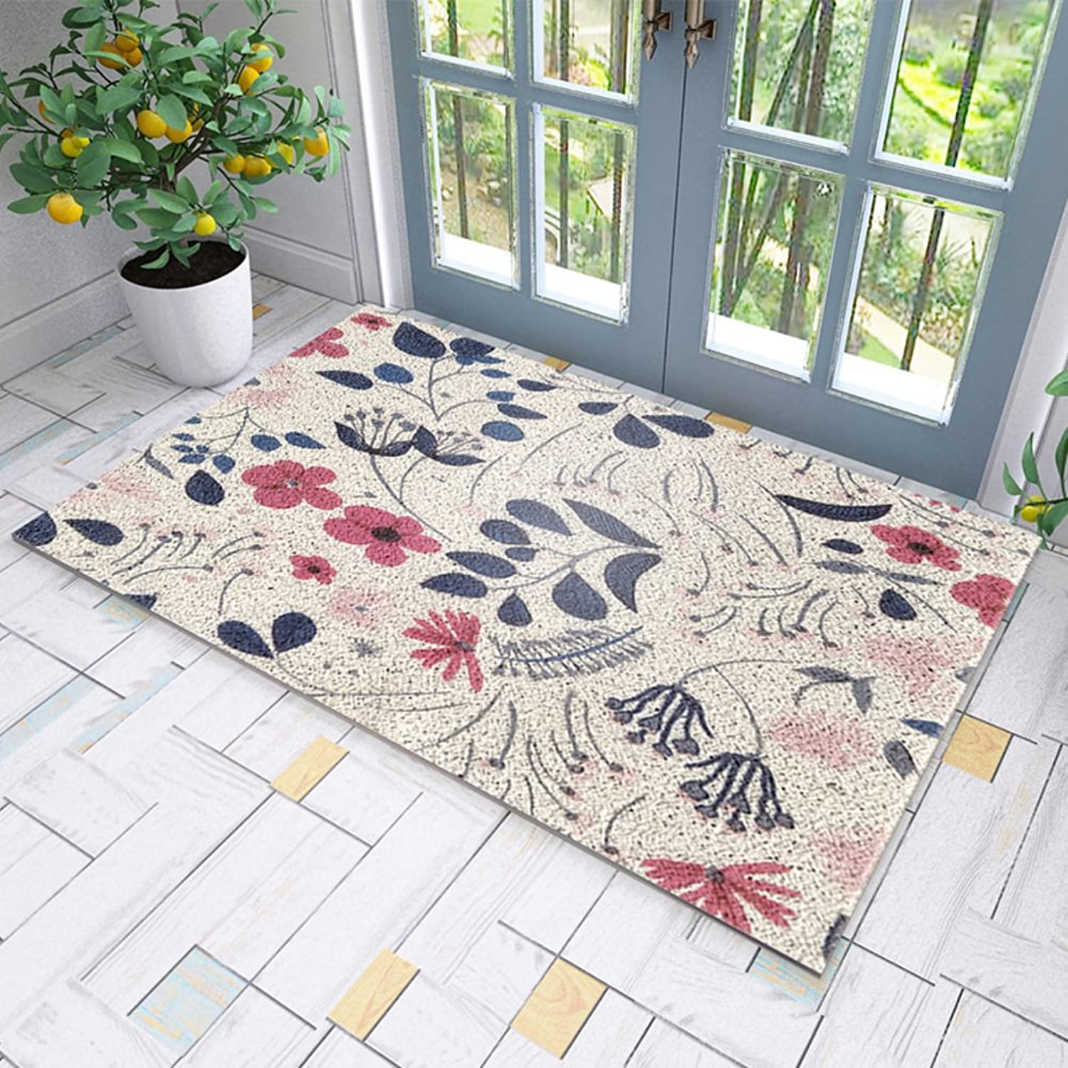 Outdoor Indoor Door Mats I Love Africa Mali Flag Non-Slip Absorbent Entryway Area Rug Rugs Doormats 19.5 *31.5 Home & Kitchen