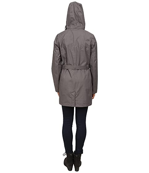 Gray Heather Temporada anterior The Elsey Parka North Graphite Face 0a0Y7Xwq
