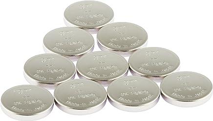GP Uhrenbatterien 371 Ultra Plus Knopfzellen (Batterien V371 / SR69 / SR920SW) Silber-Oxid (ohne Zusatz von Quecksilber und Eisen),10 Stück im Multi-Sparpack