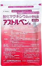 【第3類医薬品】酸化マグネシウムの便秘薬 アストルベン錠 400錠