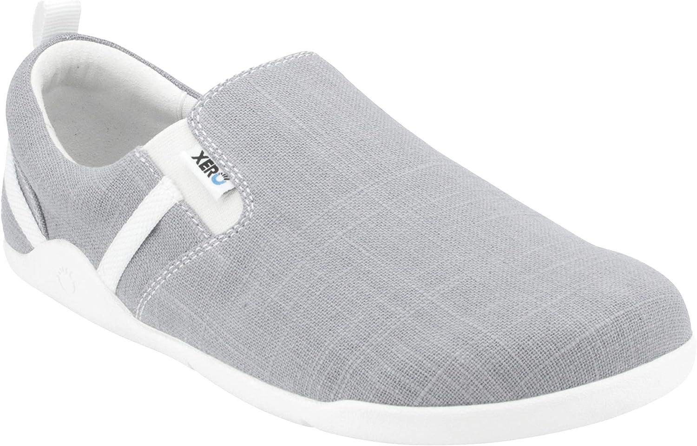 Xero Shoes Men's Aptos Hemp Canvas Slip-on - Casual, Lightweight Zero-Drop Shoe