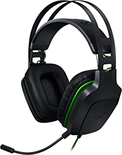 Razer Electra V2-7.1 Audífonos Gamer con Micrófono Desmontable. Audífonos para Xbox Compatible con PC, Mac, PS4. Recomendable para Juegos como: PUBG, Fornite, Overwatch