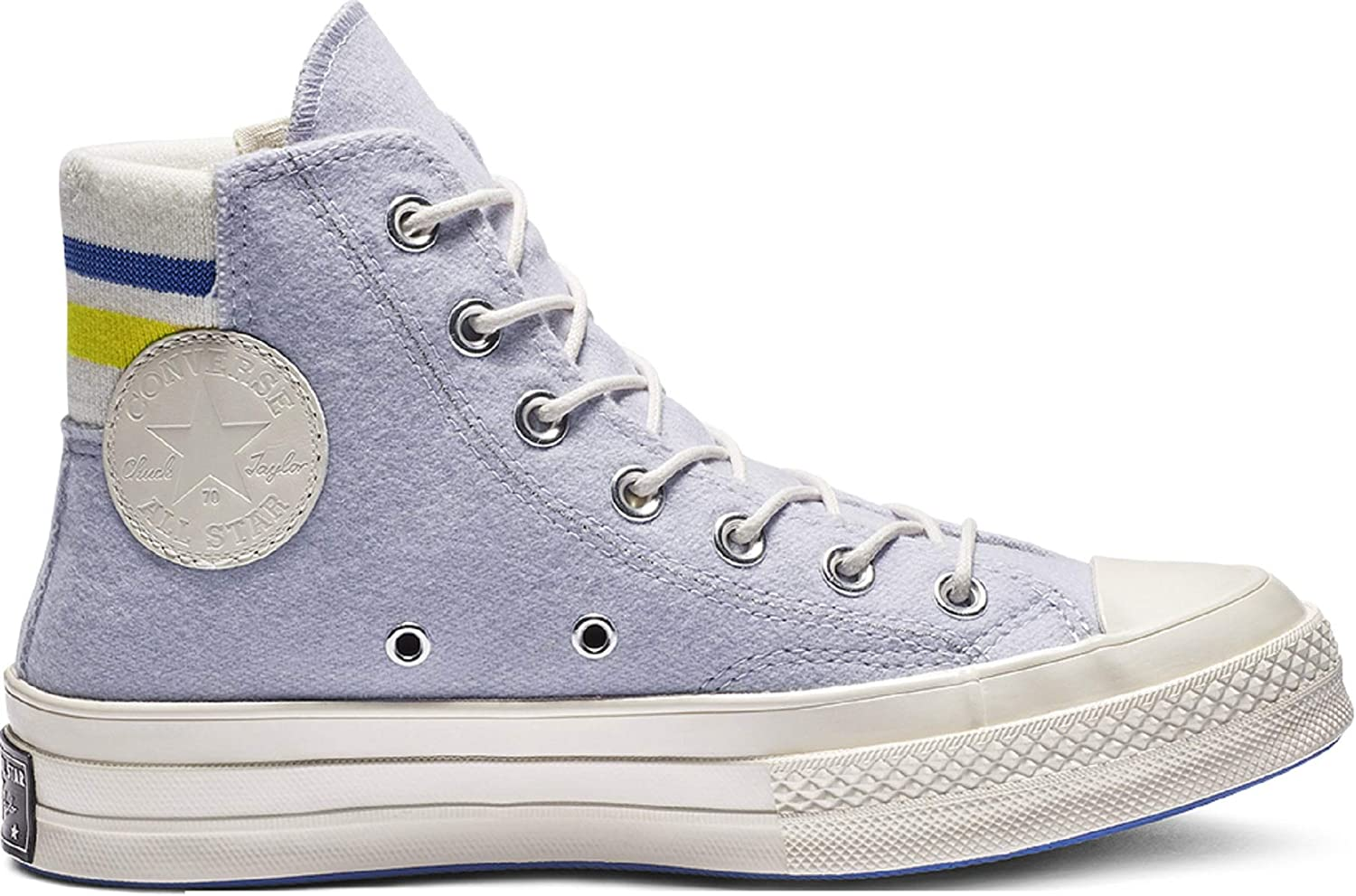 Converse Chuck 70 HI Oxygen Unisex-Adults Fashion-Sneakers 163365C