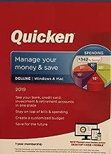 Quicken Deluxe 2019 1 Year membership photo