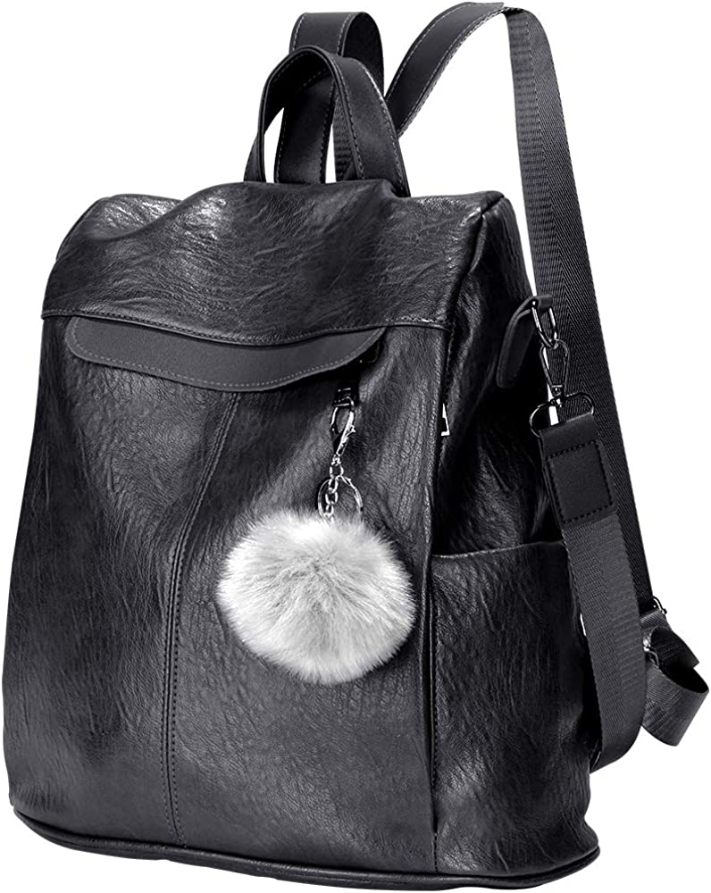 New color Year-end gift Women Backpack Waterproof Anti-theft Fash Leather Lightweight PU