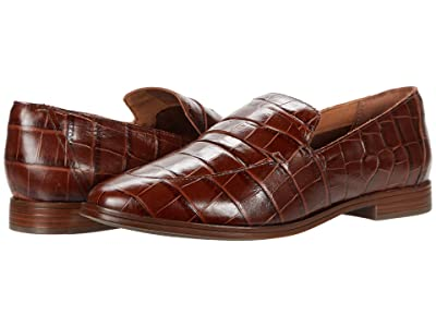 Rockport Perpetua Penny (Bourbon Croco) Women
