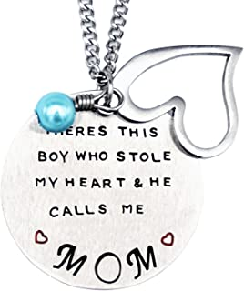 O.RIYA from Son Necklace/Keychain, There is A Boy Who Stole My Heart, He Calls Me Mom