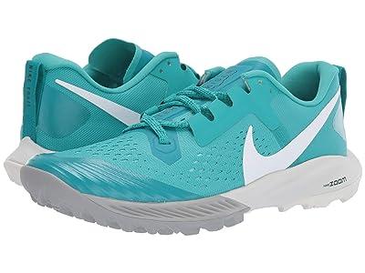 Nike Air Zoom Terra Kiger 5 (Cabana/White/Spirit Teal/Platinum Tint) Women