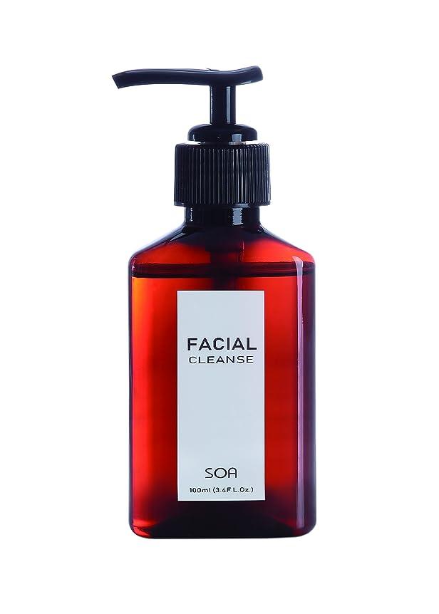 レタッチ性的マダムソア(SOA) フェイシャルクレンズ 洗顔料