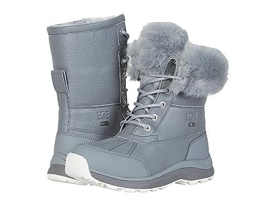 UGG Adirondack Boot III Fluff (Geyser) Women