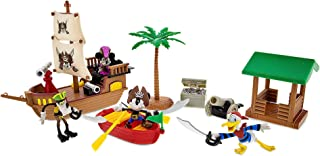 Disney Mickey Mouse Pirates of the Caribbean Figurine Play Set