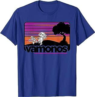 Nickelodeon Dora The Explorer Vamonos Skipping T-Shirt