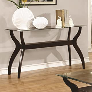Coaster Home Furnishings Sofa Table, Cappuccino