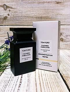 100% Pure TOM FORD Private Blend F*cking Fabulous EDP Eau De Parfum 100ml India - 1 Tester