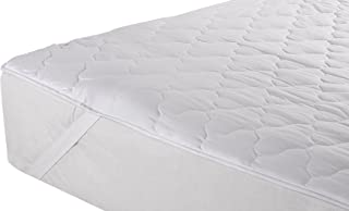 Gilbin, Quilted Cot Size Mattress Pad, 30 x 74
