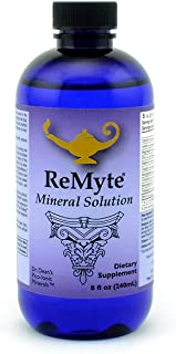 ReMyte Mineral Solution Dr. Carolyn Dean's PicoMeter Multiple Minerals from RnA ReSet 240 mls