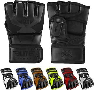 Elite Sports Pro Style MMA Training Gloves