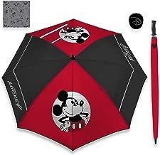 "Team Effort Disney Mickey Mouse Golf 62"" WindSheer Lite Umbrella, Multicolor"