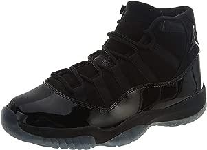 Nike Air Jordan 11 Retro Cap and Gown 378037 005 Black