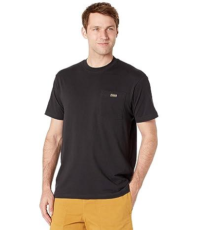Filson Short Sleeve Ranger Solid One-Pocket T-Shirt (Fast Track) (Coal) Men
