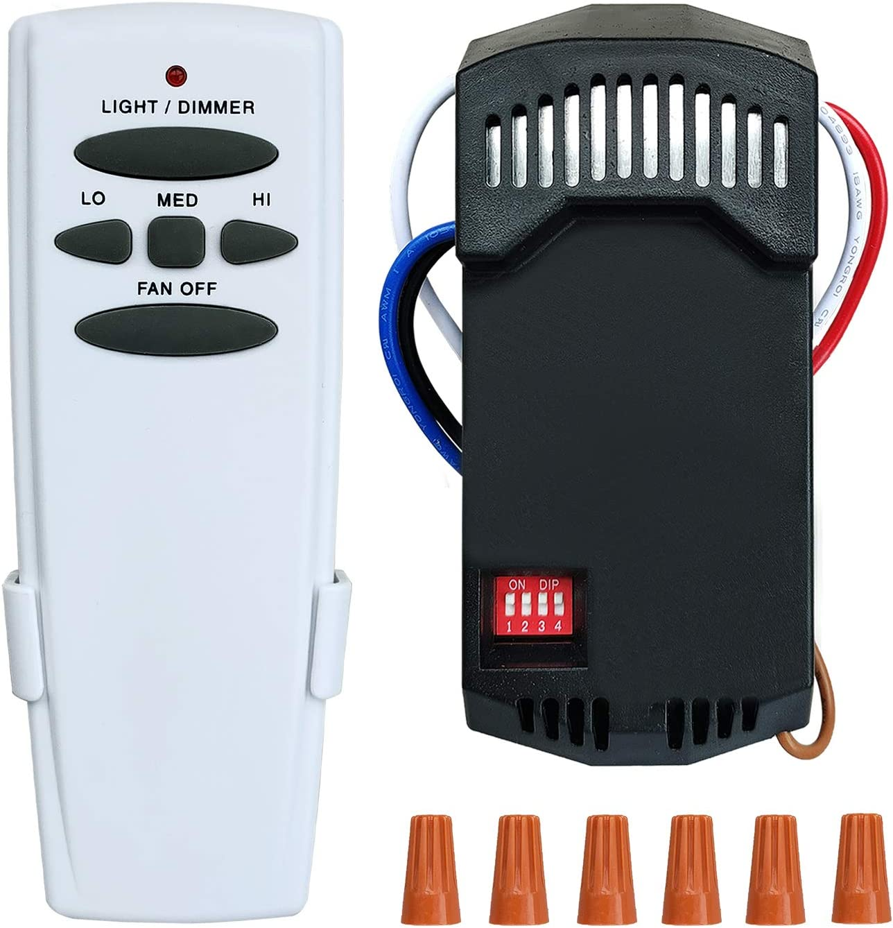 YOUZIY Universal Ceiling Fan Remote Re Receiver Some Ranking TOP1 reservation and Control Kit