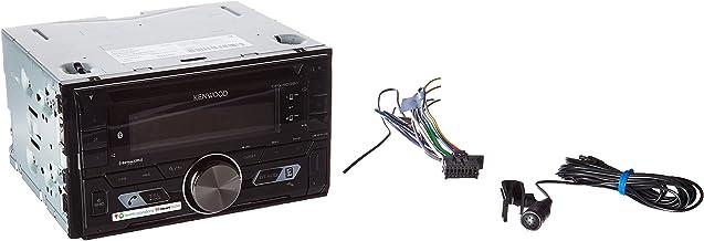 Kenwood DPX503BT Double DIN Bluetooth CD AM/FM USB Car Audio Receiver