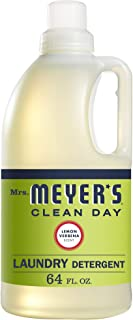 Mrs. Meyer's Clean Day Liquid Laundry Detergent, Cruelty Free and Biodegradable..