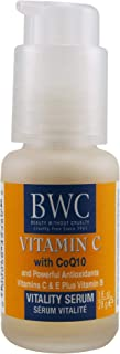 Beauty without Cruelty Vitality Serum Vitamin C with COQ 10, 1 Fluid Ounce