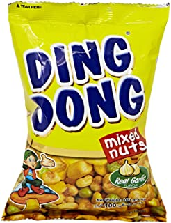 Dingdong Real Garlic Super Mixed Nuts - 100 gm