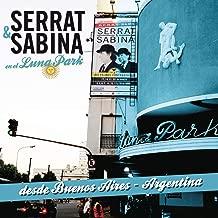 Serrat & Sabina (En El Luna Park - Argentina)
