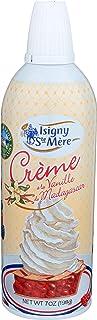 Isigny Ste Mere, Madagascar Vanilla Chantilly Crème, 7 oz