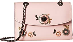 Tea Rose Stones All Over Parker Shoulder Bag