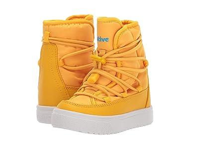 Native Kids Shoes Chamonix (Toddler/Little Kid) (Alpine Yellow/Shell White) Kids Shoes