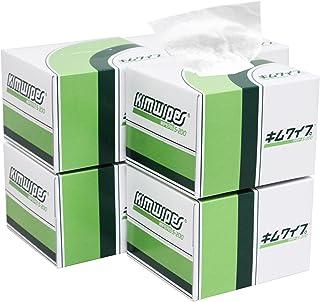 日本製紙クレシア キムワイプ S-200 箱入り 120×215mm 200枚 6個入