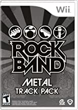 Rock Band: Metal Track Pack - Nintendo Wii