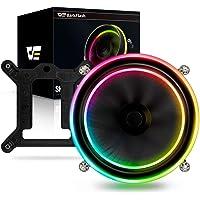 DarkFlash Shadow PWM Addressable RGB CPU Air Cooler