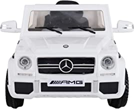 12V Licensed Mercedes-Benz AMG G65 Kids Ride on Powered Car,Electric vehicle for Girls,Boys,With Remote control,Mp3 Player...