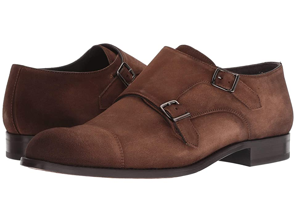 To Boot New York Quentin (Brown Suede) Men