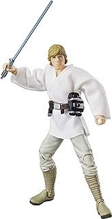 Star Wars The Black Series 40th Anniversary Luke Skywalker 6 Inch Figure