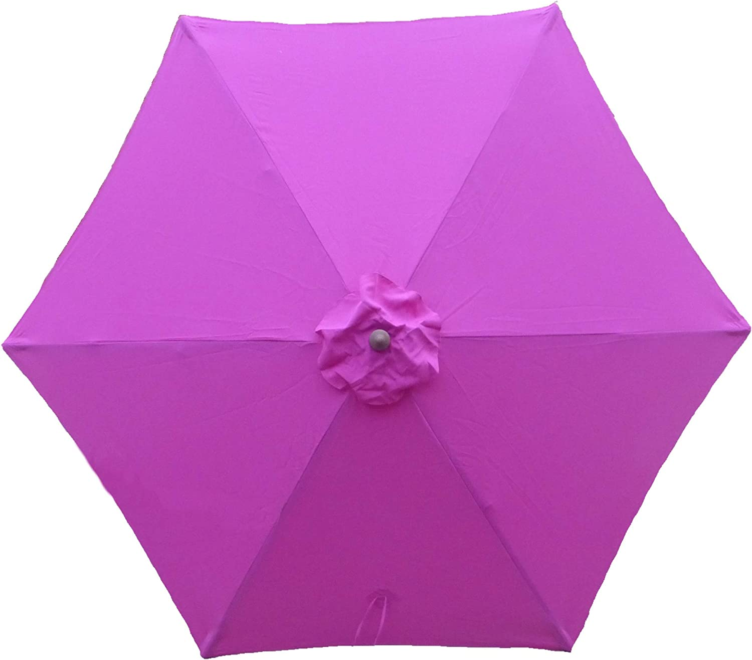 Formosa Genuine Covers 9ft Umbrella Replacement Sales for sale Canopy Ribs in Fuchsia 6