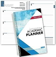 ths school planner book