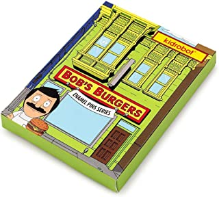 One Blind Box Bob's Burger Enamel Pin Series by Kidrobot