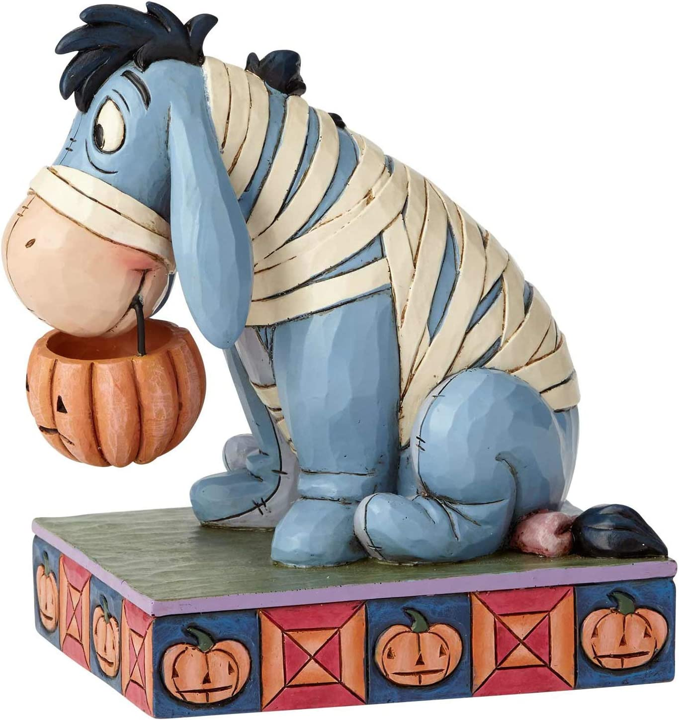 Enesco Disney Traditions by Jim Shore specialty shop Costume 67% OFF of fixed price Mummy Eeyore Figur