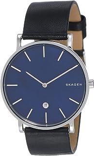Skagen Reloj Analógico para Hombre de Cuarzo