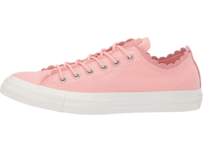 Converse Chuck Taylor All Star Frilly Thrills Canvas Ox | 6pm