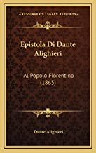 Epistola Di Dante Alighieri